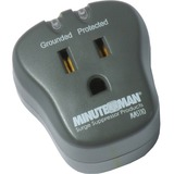Minuteman MMS Series Single Outlet Surge Suppressor MMS110