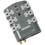 Minuteman MMS Series 6 Outlet Surge Suppressor MMS760RCT