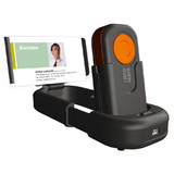Penpower WorldCard duet 2 Business Card Reader Webcam