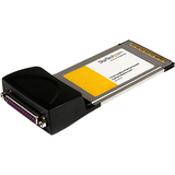 StarTech.com 1 Port CardBus PCMCIA Parallel Laptop Adapter Card