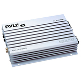 Pyle Hydra PLMRA200 Marine Amplifier - 200 W RMS - 400 W PMPO - 2 Channel - Class AB