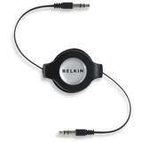 Belkin Retractable Mini-Stereo Cable