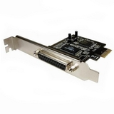 Cables Unlimited 1 Port Parallel PCI Express Card