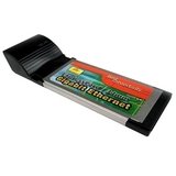 Cables Unlimited 1 Port Gigabit Ethernet ExpressCard