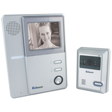 Swann DIY SW244-BVD B&W Video Door Phone - SW244BVD