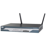 Cisco - 1811W Wireless Integrated Services Router