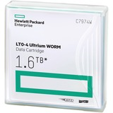 HP LTO Ultrium 4 WORM Custom Labeled Tape Cartridge C7974WL
