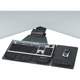 8035901 - Fellowes Professional Series Corner Executive Keyboard Tray