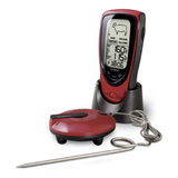 Oregon Scientific Grill Right Wireless Talking BBQ/Oven Thermometer