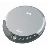 Coby CX-CD109 CD Player CXCD109SVR