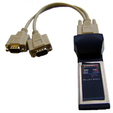 B&B DSPXP-100 2 Port Serial Adapter - DSPXP100