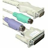 Rose Electronics High Resolution Video Splitter Cable