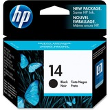 HP No. 14 Black Ink Cartridge