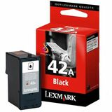 Lexmark No.42A Black Ink Cartridge
