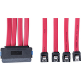 Tripp Lite 4-in-1 SAS Cable