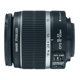 Canon EF-S 18-55mm f/3.5-5.6 IS Zoom Lens - 2042B002