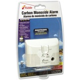 Kidde Nighthawk KN-COB-LCB-A Fire Carbon Monoxide Alarm - 85 dB - Flashing LED - Security Alarm - White