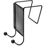 Fellowes Mesh Partition Additions Double Coat Hook - 75903