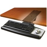 3M™ Adjustable Keyboard Tray with Easy Adjust Arm, Standard Platform