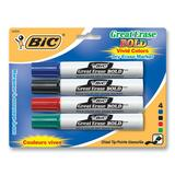 BIC Great Erase Bold Vivid Dry Erase Marker