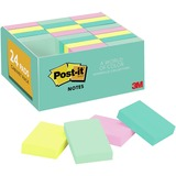 MMM65324APVAD - Post-it Notes Value Pack, 1.5 in x 2 in, Ma...