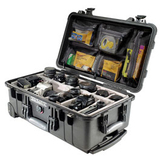 Pelican PELICAN PROTECTOR CASE 1510 W/ PICK N' PLUCK FOAM BLACK