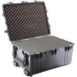 Pelican PELICAN 1630 TRANSPORT CASE W/ PICK N' PLUCK FOAM BLACK