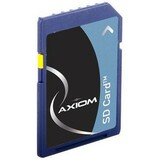 Axiom 8GB Secure Digital High Capacity Card (Class 6)