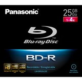 Panasonic 4x BD-R Media