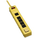 TLM626NS Safety Power Strip, 6 Outlets, 6 ft Cord  MPN:TLM626NS