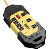 TLM825SA Safety Surge Suppressor, 8 Outlet, OSHA, 25ft Cord, 3900 Joules  MPN:TLM825SA