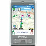 Pharos Traveler GPS 535+ Portable GPS