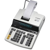 Canon CP1213DII Professional Printing Calculator - 12 Character(s) - Fluorescent - AC Supply Powered - 12.75 x 9.5 x 3.25