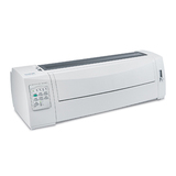 Lexmark Forms Printer 2581N Dot Matrix Network Printer