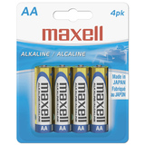 Maxell Gold Alkaline General Purpose Battery 723465