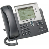 Cisco Unified 7942G IP Phone - Dark Gray CP-7942G-CH1