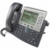 Cisco Unified 7962G IP Phone - Dark Gray, Silver CP-7962G-CH1
