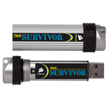 Corsair 16GB Survivor USB 2.0 Flash Drive