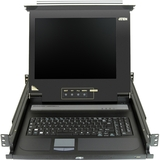 Aten 17 Single-Rail LCD Integrated Console