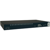 Tripp Lite B060-016-2 16-Port Cat5 Matrix KVM Switch TAA Compliant - Steel Housing B060-016-2