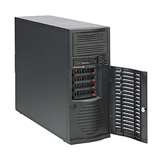 Supermicro SuperWorkstation 5035B-TB Barebone System