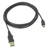 SIIG Hi-Speed USB 2.0 A to mini-B (5-pin) Cable - 3M