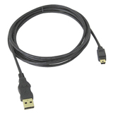 SIIG Hi-Speed USB 2.0 A to mini-B (5-pin) Cable - 2M