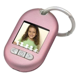 Gear Head 1-5DPF360 Keychain Digital Photo Frame