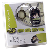 Gear Head 1-5DPF350 Keychain Digital Photo Frame