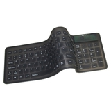 Adesso AKB-220 Compact Water Proof Flexible Keyboard - AKB220