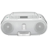 Sony ZS-S2IP Player Dock/Radio/CD Player Boombox