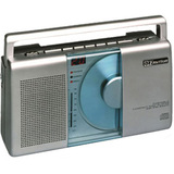 Emerson PD5098 Radio/CD Player Boombox