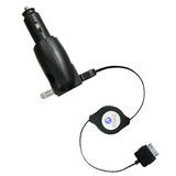 Emerge 4-in-1 Retractable iPhone Charger