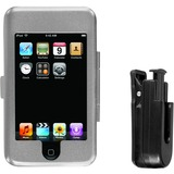 CTA Digital Silver Hard Case for iPod touch